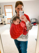 hope&plum Hibiscus Ring Sling | Linen Blend Review