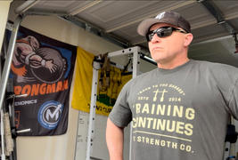 The Strength Co. Training Continues T-Shirt Review