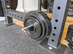 The Strength Co. Olympic Iron Barbell Plates - Made In USA Review
