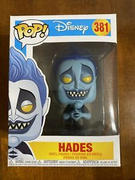 INSANE TOY SHOP Pop! Disney #381: Hercules: HADES Review