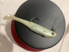 Hogy Lure Company Online Shop Protail: 6.5 2oz Paddle Review