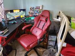 DOWINX GAMING CHAIR Dowinx -6689- red Review
