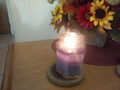 Just Makes Scents Candles and Gifts Lilac Scented Candle Review