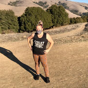 StrongGirlClothing SQUAT Because Nobody Raps About Little Butts Muscle Tank Review