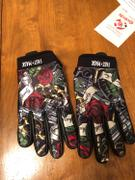 Fast Mask GUNS & ROSES MOTORCYCLE GLOVES Review