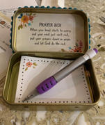 Natural Life Prayer Box|Will Not Stress Review