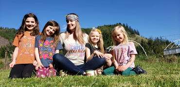 Natural Life Kids Make A Difference Today Boho Tee Review