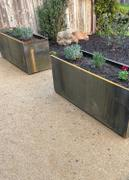 Plantercraft Corten Steel Rectangular Planter (20 - 24 High) Review