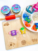 Wild Dough Playdough Board Review