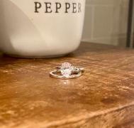 Tiger Gems 2 ct Oval Solitaire Ring - 30% Final Sale Review