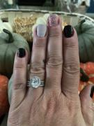 Tiger Gems 3.25 ctw Oval Halo Ring Review