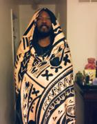 Lunafide Polynesian Hooded Blanket Review
