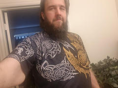 Lunafide Ravens of Midgard Shirt-Limited Review