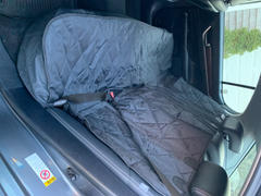 4Knines® Multi-Function Split Rear Seat Cover - No Hammock Review