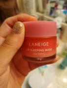 Plump Shop Lip Sleeping Mask (Berry) Review