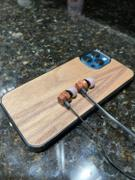 WUDN Slim Wooden Phone Case (American Black Walnut) Review