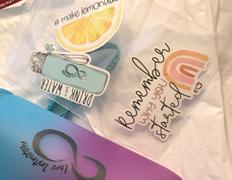 Live Infinitely  Make Lemonade Sticker Pack Review