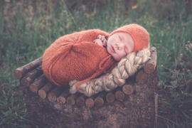 Newborn Studio Props Curved Rustic Stand Review