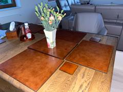 Life of Riley Leather Set Of Eight Placemats Review