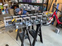WeldTables.com CertiFlat 24X48 FabBlock Welding Table Review