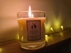 Hampton and Astley Hampton and Astley Luxury Scented Large Candle 235g, Woodland Blossom & Wild Fig Review