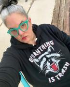 Boredwalk Everything is Trash Raccoon Unisex Hoodie Review
