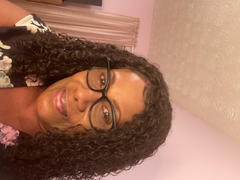 NiaWigs Curly Human Hair Lace Front Wigs With Natural Hairline Review