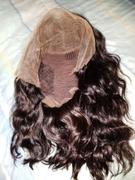 NiaWigs Edith | Virgin Hair 12 Inches Lace Front Wig #2 Dark Brown Hair Color Review