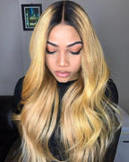NiaWigs Brenda | Virgin Hair 22 Inches Glueless Full Lace Wig Balayage Review