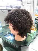 NiaWigs Nia Remy Hair 8 Inches Lace Front Wig Afro Kinky Curly Review