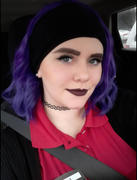 NiaWigs Donna #Purple Headband Wig Human Hair Machine Made Wigs Review