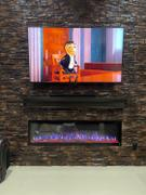 touchstonehomeproducts.com Sideline Elite Smart 72 WiFi-Enabled Recessed Electric Fireplace (Alexa/Google Compatible) Review