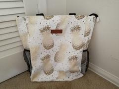 Dapper&Doll Pineapple Tote Bag Review