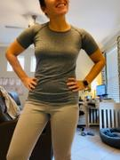 Senita Athletics Sporty Seamless Tee - Pacific Review