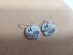 romanticwork Forest Pebble Trail  Mini Forest Pebble Trail Wildflower Earrings Review