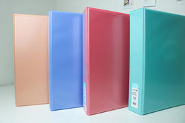 Yoobi 1/2 Inch Binder, 4 Pack - Multicolor Review