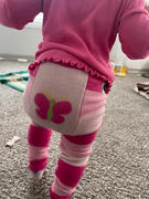 Nicki's Diapers Imagine Wool Longies - Flutter Review