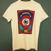 Future Past Clothing Ltd. Edition Spectrum Dave Little T-Shirt / Cream Review