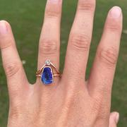 RAW by Olivia Mar Australian Boulder Opal Ring Review