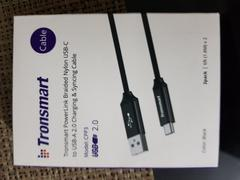 allmytech.pk Tronsmart CPP9 Braided Nylon USB-C to USB-A 3.0 Charging  Review