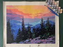 Paint Plot Australia Misty Mountain Sunrise kit Review