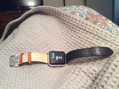 OzStraps Single Tour Swift Leather Apple Watch Band Review