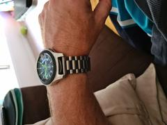 OzStraps Classic Stainless Steel Samsung Galaxy Watch Band Review