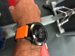 OzStraps Garmin Fenix 6 Tempered Glass Protector Review