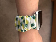 OzStraps Scrunchie Elastic Apple Watch Band Review