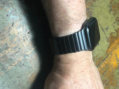 OzStraps Black Ceramic Stainless Steel Apple Watch Band Review