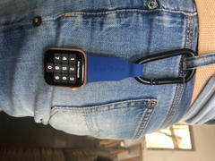 OzStraps Apple Watch Band Fob Carabiner Clip Review