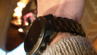 OzStraps Black Classic Stainless Steel Garmin Fenix 3/HR Band Review
