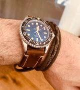 The Sydney Strap Co. ITALIAN VINTAGE BROWN LEATHER Review