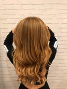 AmazingBeautyHair Halo Hair Extensions 27# Strawberry Blonde Review